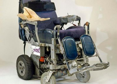 wheelchair disability history america