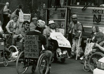 Disability Is Other Segregation >> Civil Rights Disability Rights Everybody An Artifact History Of