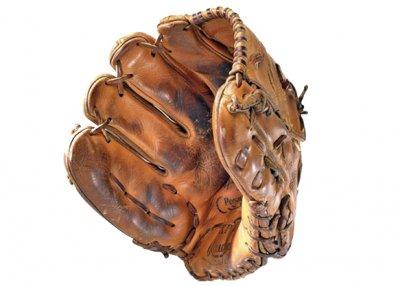 baseball glove disability history america