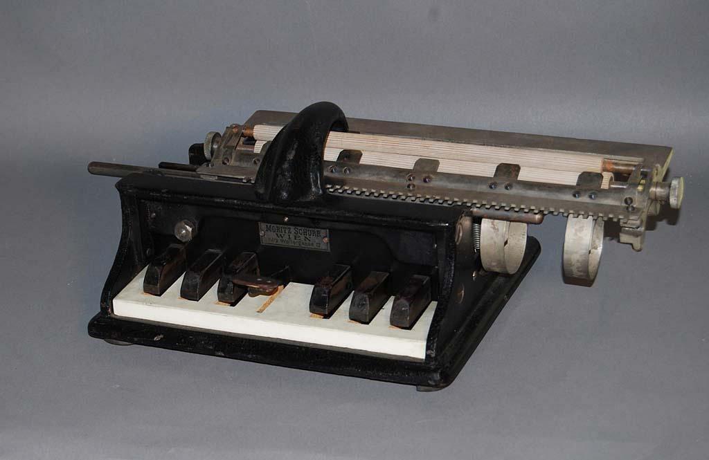 A mid-twentieth century Braille writer