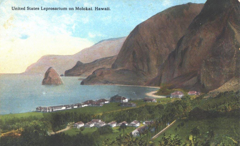 Molokai Hawaii state hospital disability history america
