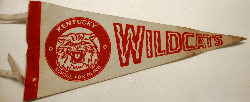 kentucky wildcats pennant disability history america