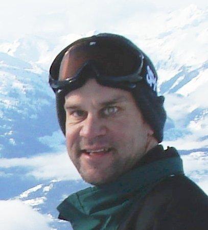 man skiing disability history america