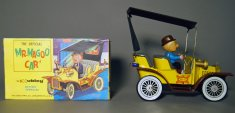 mr. magoo toy car color picture disability history america