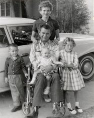 family black white photograph disability history america