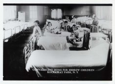 convalescent home for hebrew children disability history america