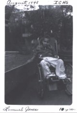 lemuel jones outside black white photograph disability history america