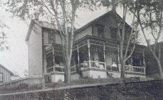 black white house photograph disability history america