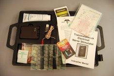 trans cutaneous electrical nerve simulator kit disability history america